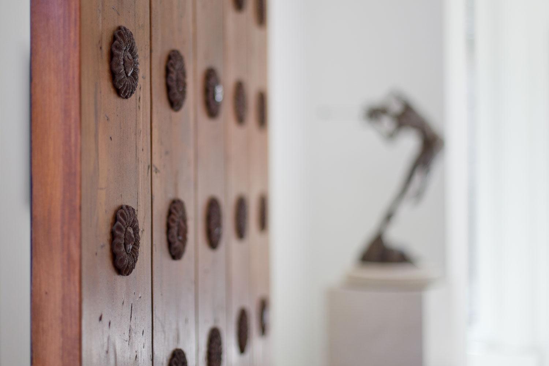 Custom, Hand-crafted Front Door