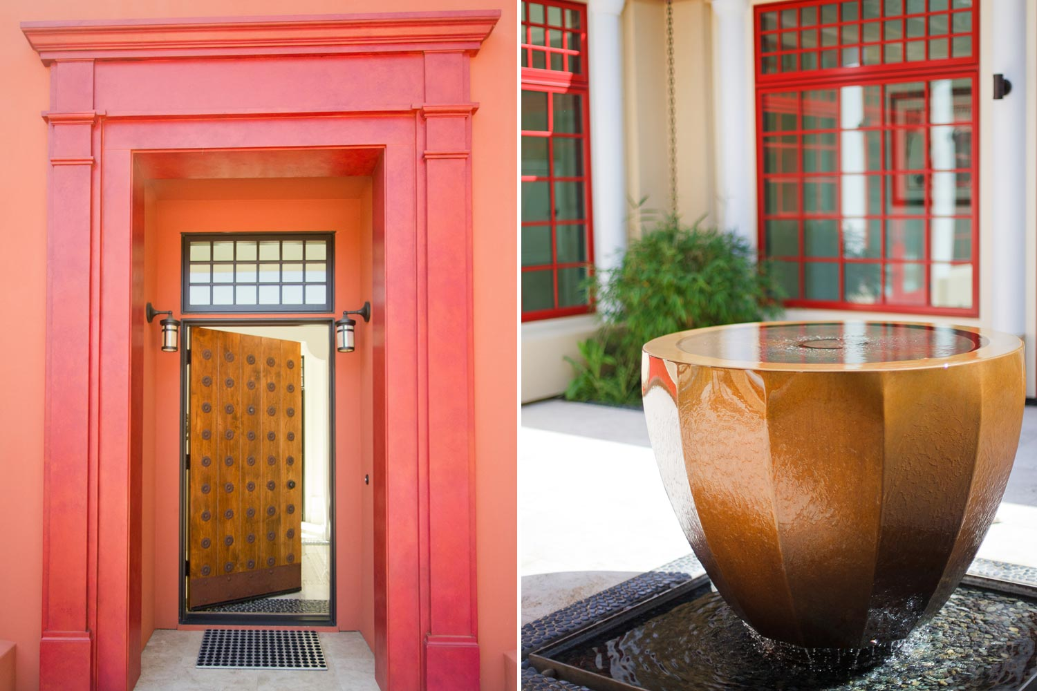 Classical Chinese Wine Country Estate