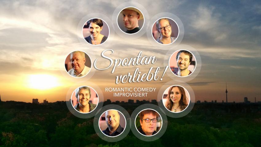 Improbanden Spontan verliebt Show