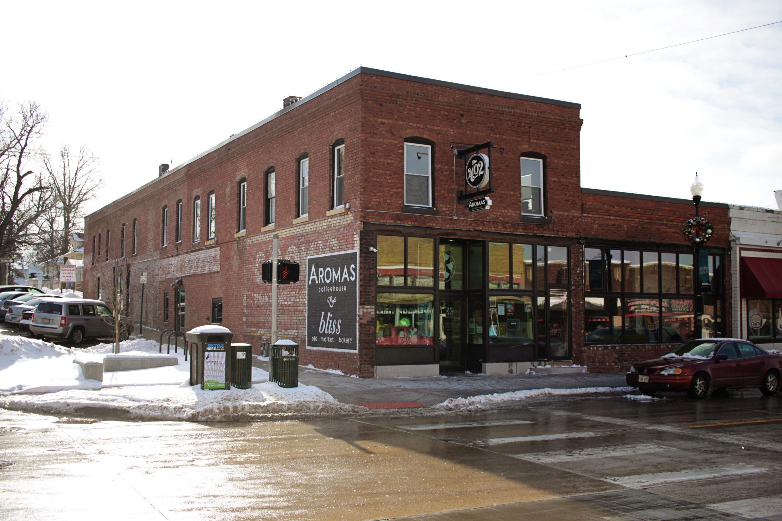 Aromas Coffeehouse - Benson Location