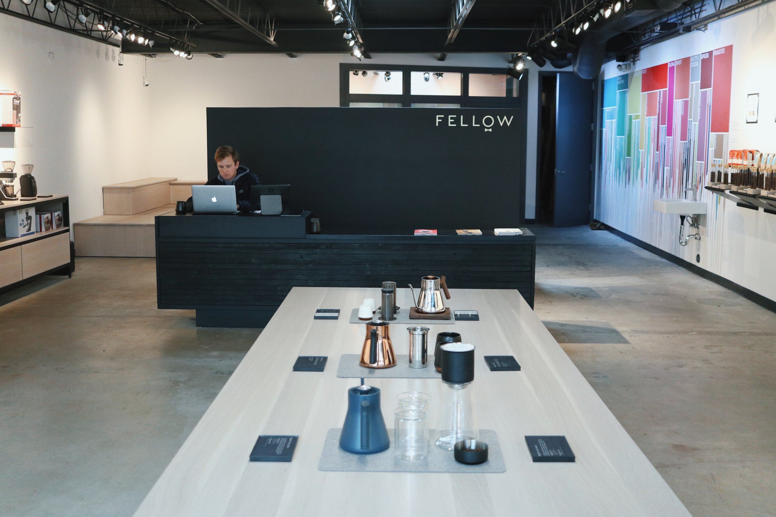 Fellow Products on 820 Valencia Street in San Francisco's Mission District