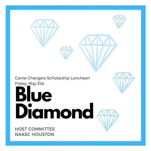 Can you believe it's already May? Our Blue Diamond Host Committee surely can! Our #GameChangers Luncheon is approaching rapidly and we are so excited! Purchase your ticket, make a donation, or become a sponsor today to help us as we provide scholarships to Houston area Spelman students! Link in bio. #HBCUScholarships #SpelmanCollege #HoustonPowerWomen