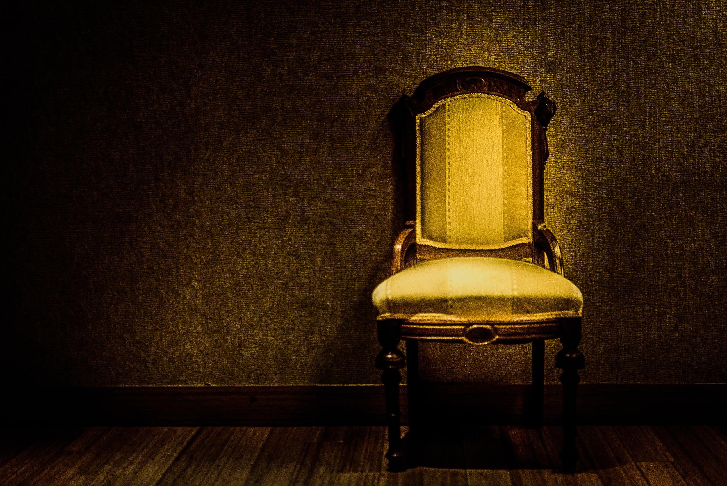 Brooding Chair