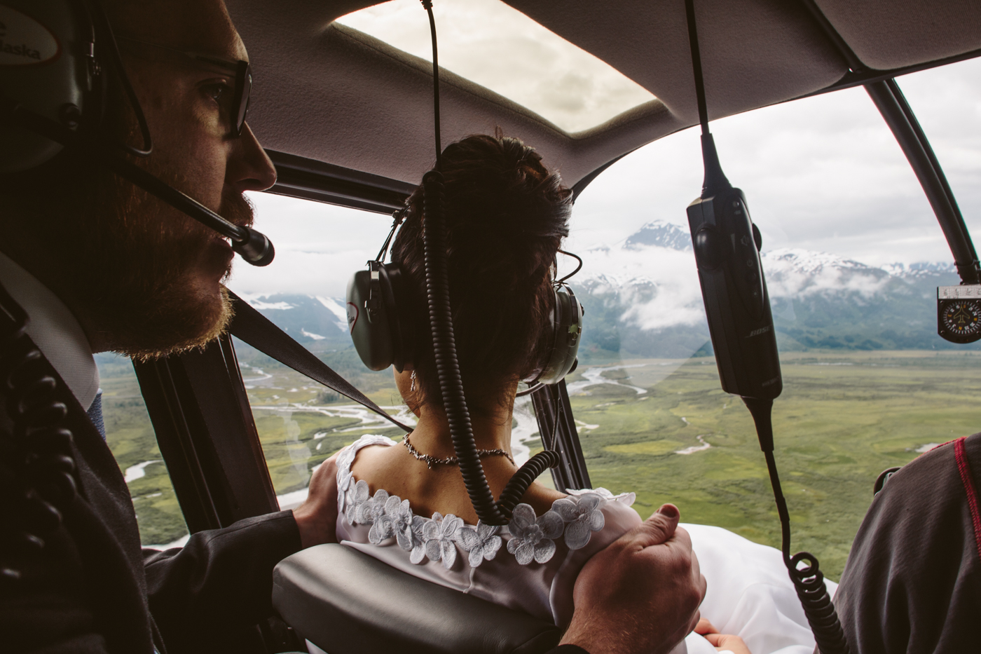 Alaska Destination Wedding