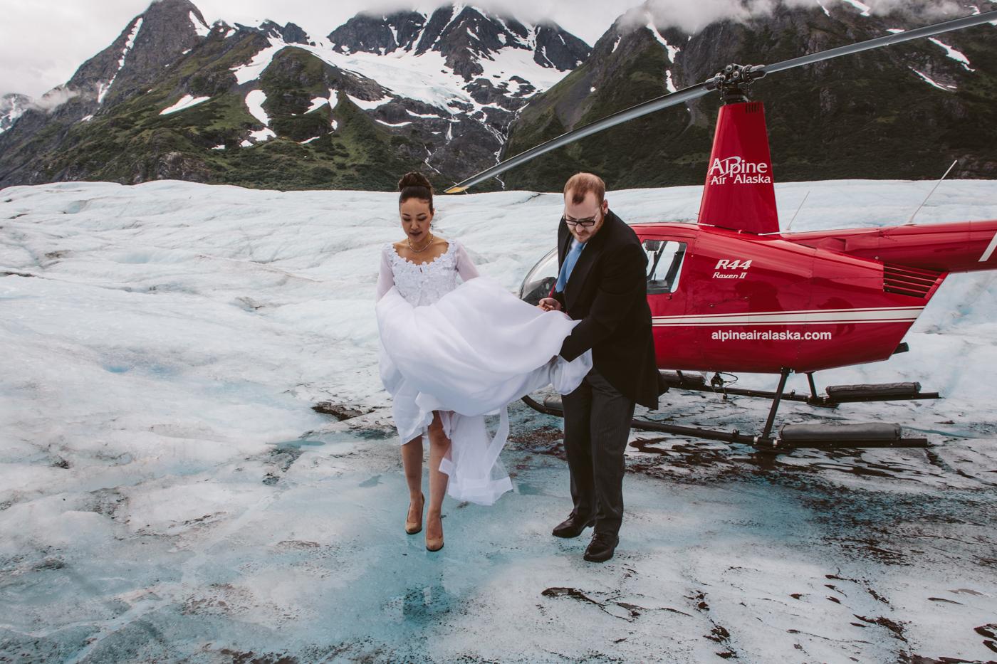 Glacier Adventure Elopement