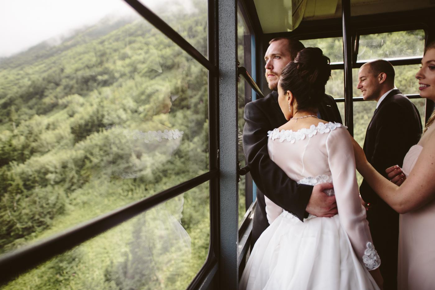 Alyeska Resort Wedding