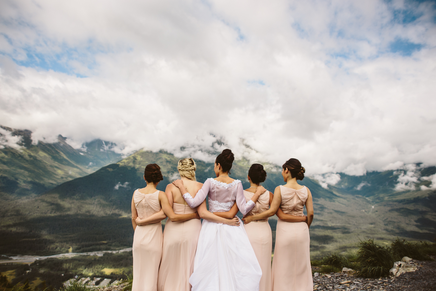 Alyeska Resort Wedding Photos