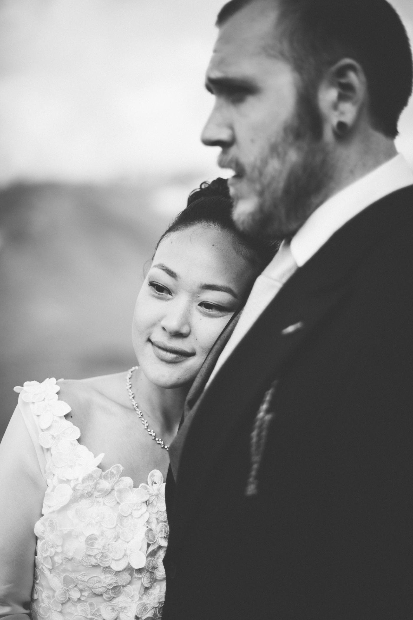 Mountaintop Wedding Photos
