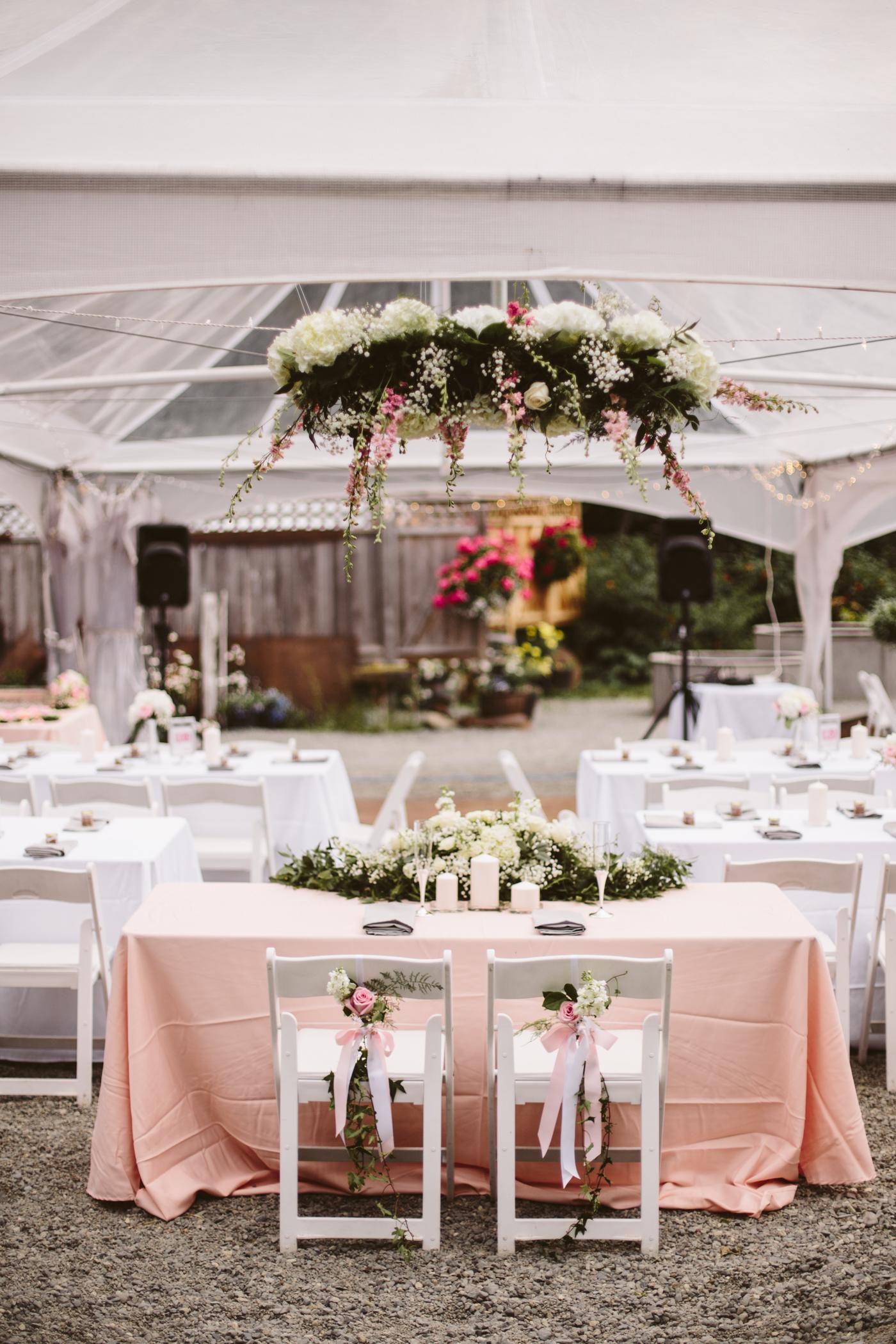 Alaska Outdoor Wedding