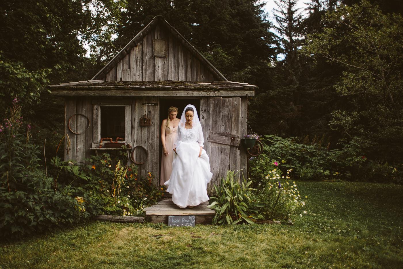Crow Creek Mine Wedding