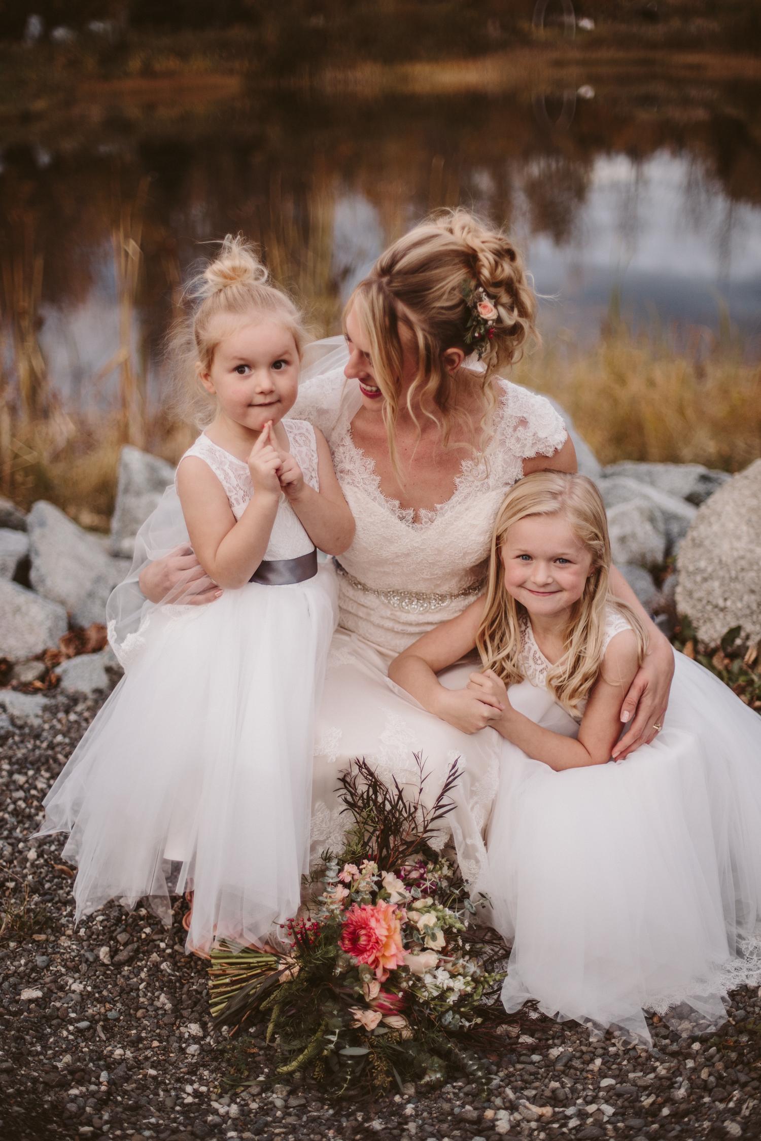 Alaska Native Heritage Center Wedding Photographer