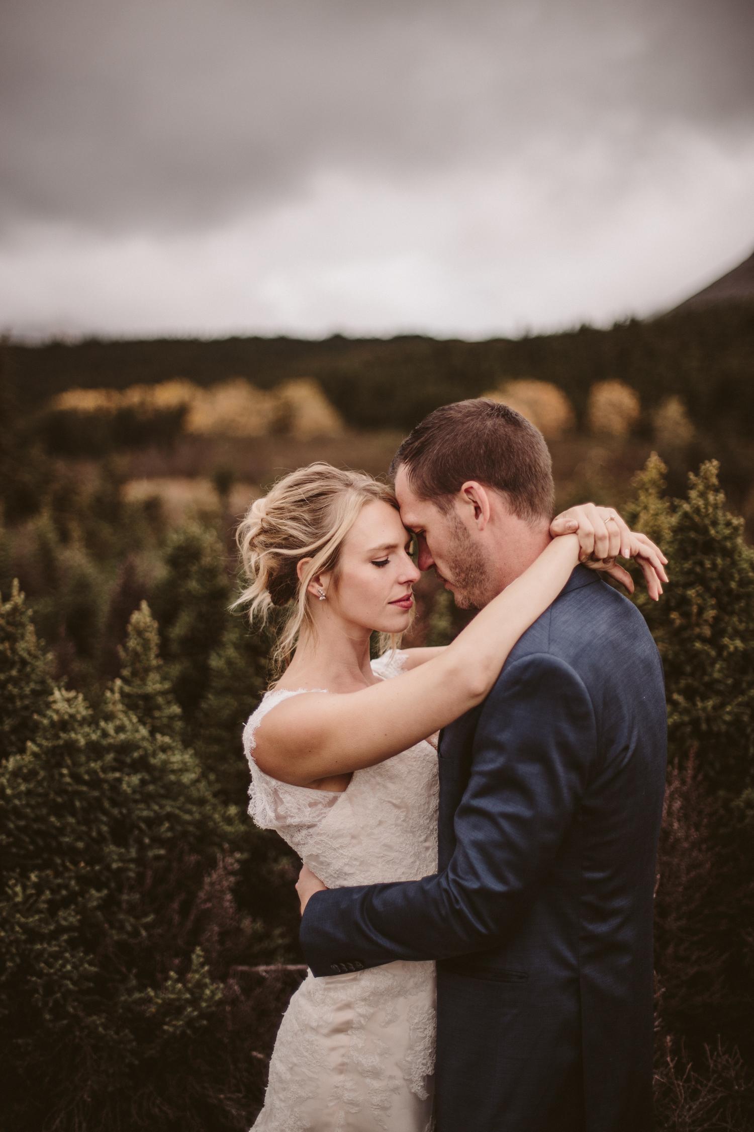 Alaska Destination Wedding Photographer