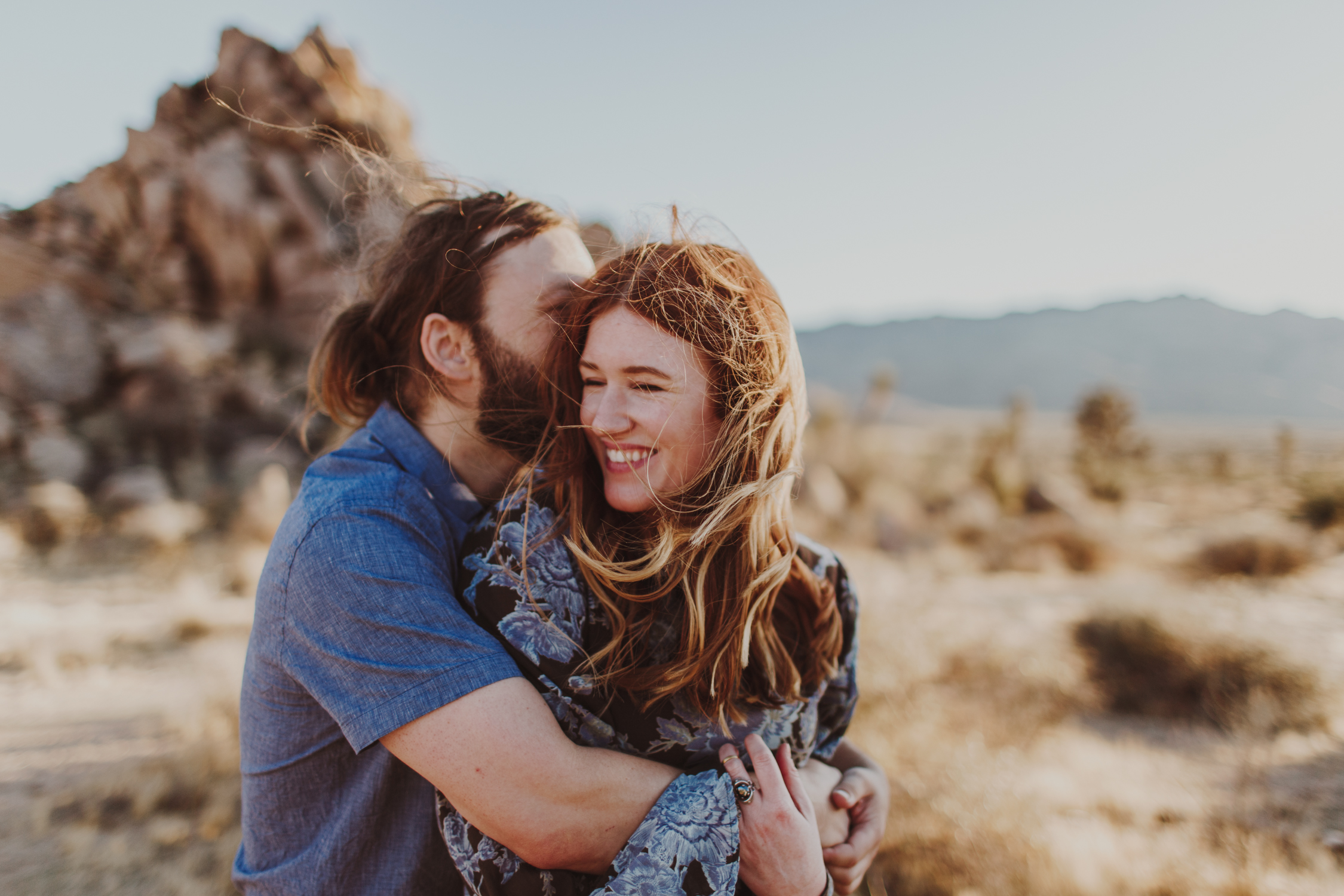 Joshua Tree Engagement session