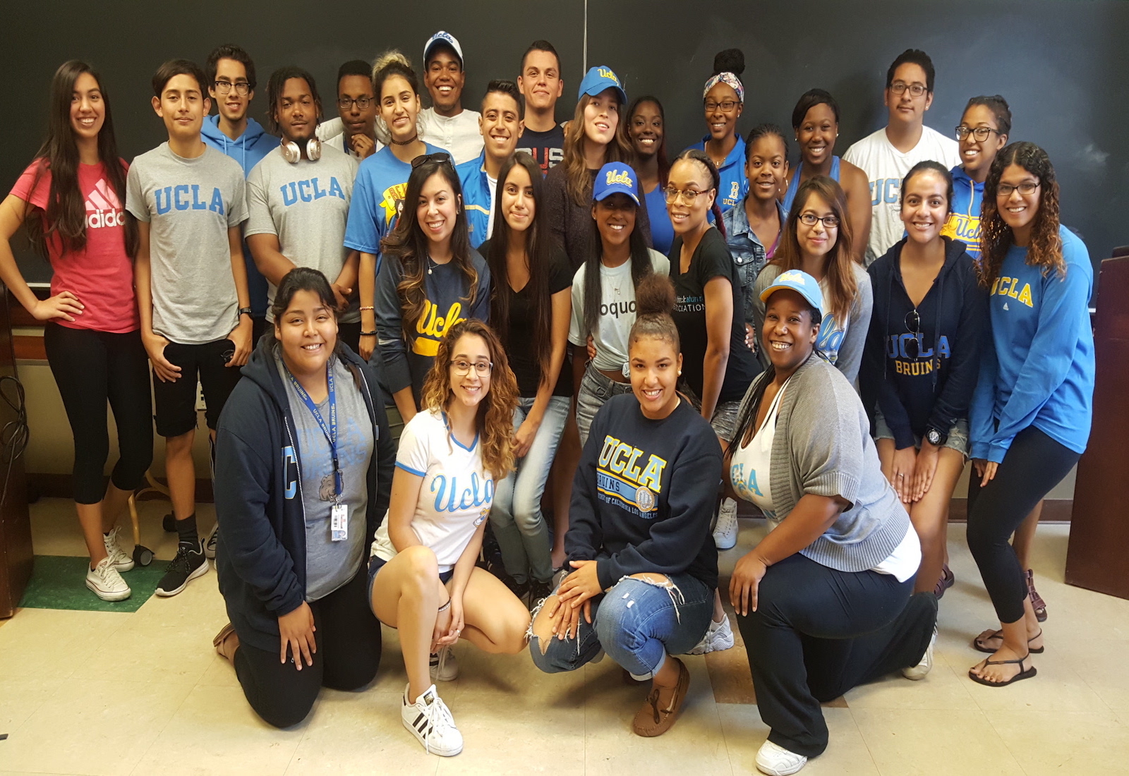 MS. POSTON'S STUDENTS: IN THEIR OWN WORDS  Want to know Leslie's impact as an educator of college-aspiring and college-attending youth for the last seven years?   Read  what intended math and science majors have to say about their experiences in her freshman-level English Composition course in UCLA's  Freshman Summer Program .   Read  what 10th graders from 10 public high schools in Los Angeles and Pasadena have to say about their experience in her intensive two-week Writing and Critical Thinking course for  VIP Scholars  at UCLA.