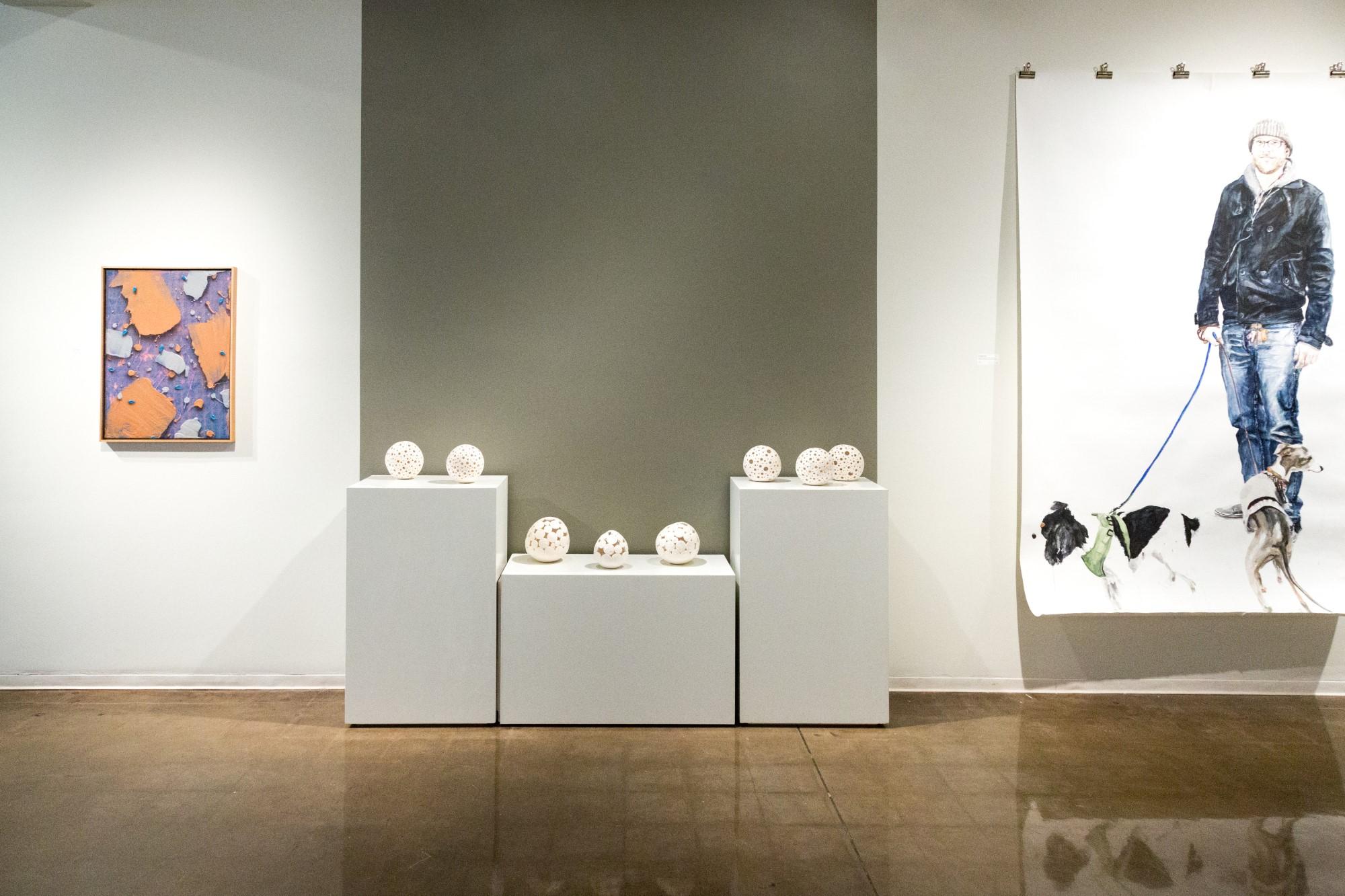 Installation View Art Now 2018 Oklahoma Contemporary Arts Center
