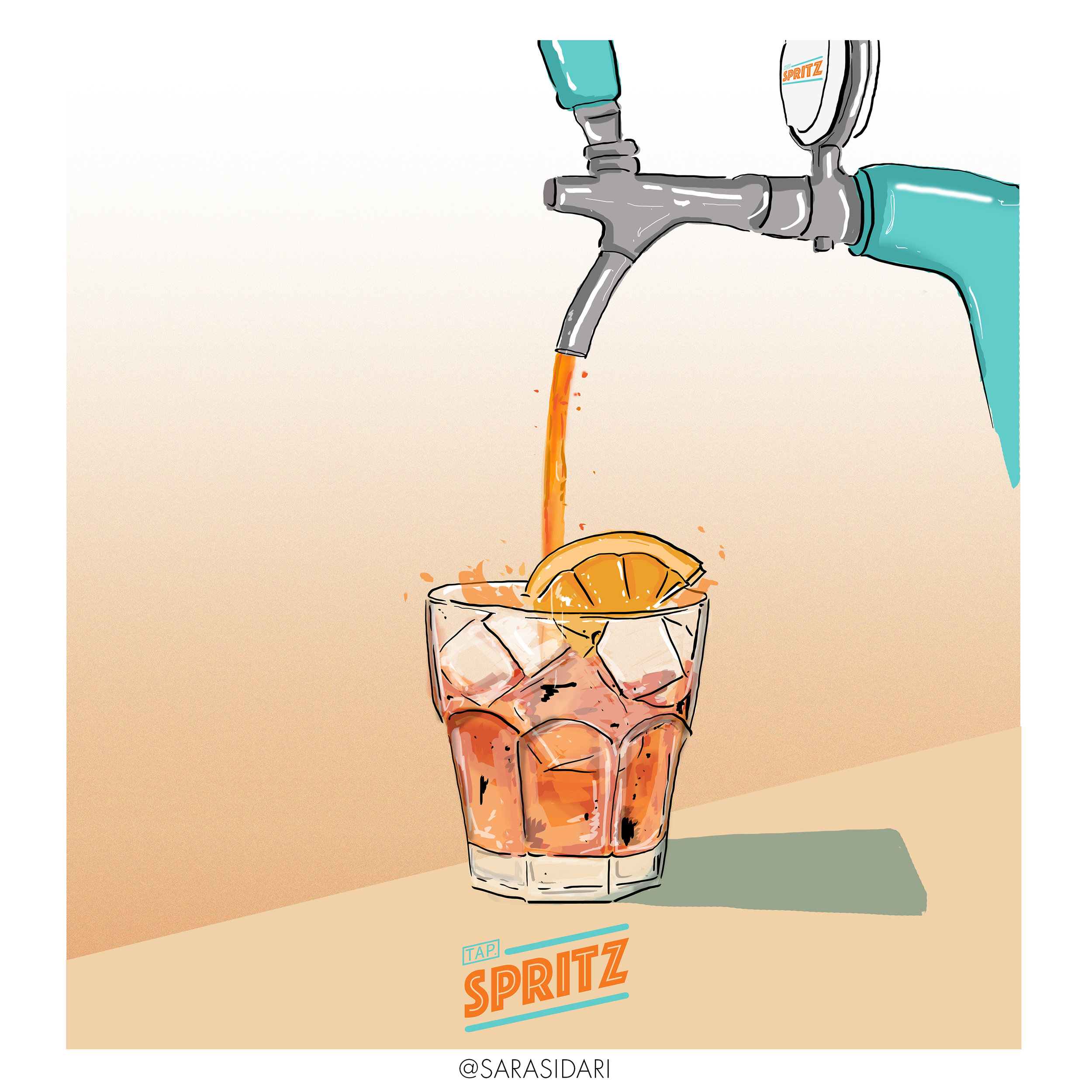 spritz tap branding illustrations04.jpg