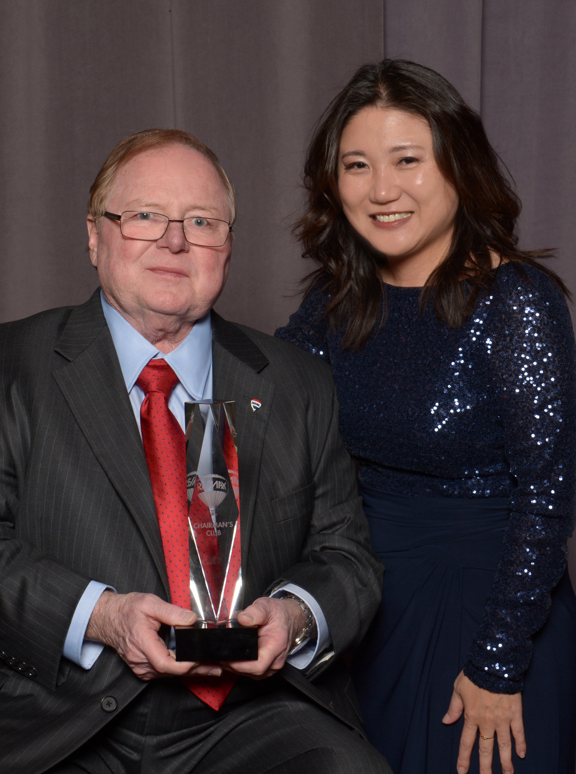 Chairman Award Recipient Re/Max  Presented by: Dave Liniger Chairman/Co-Founder, Re/Max LLC