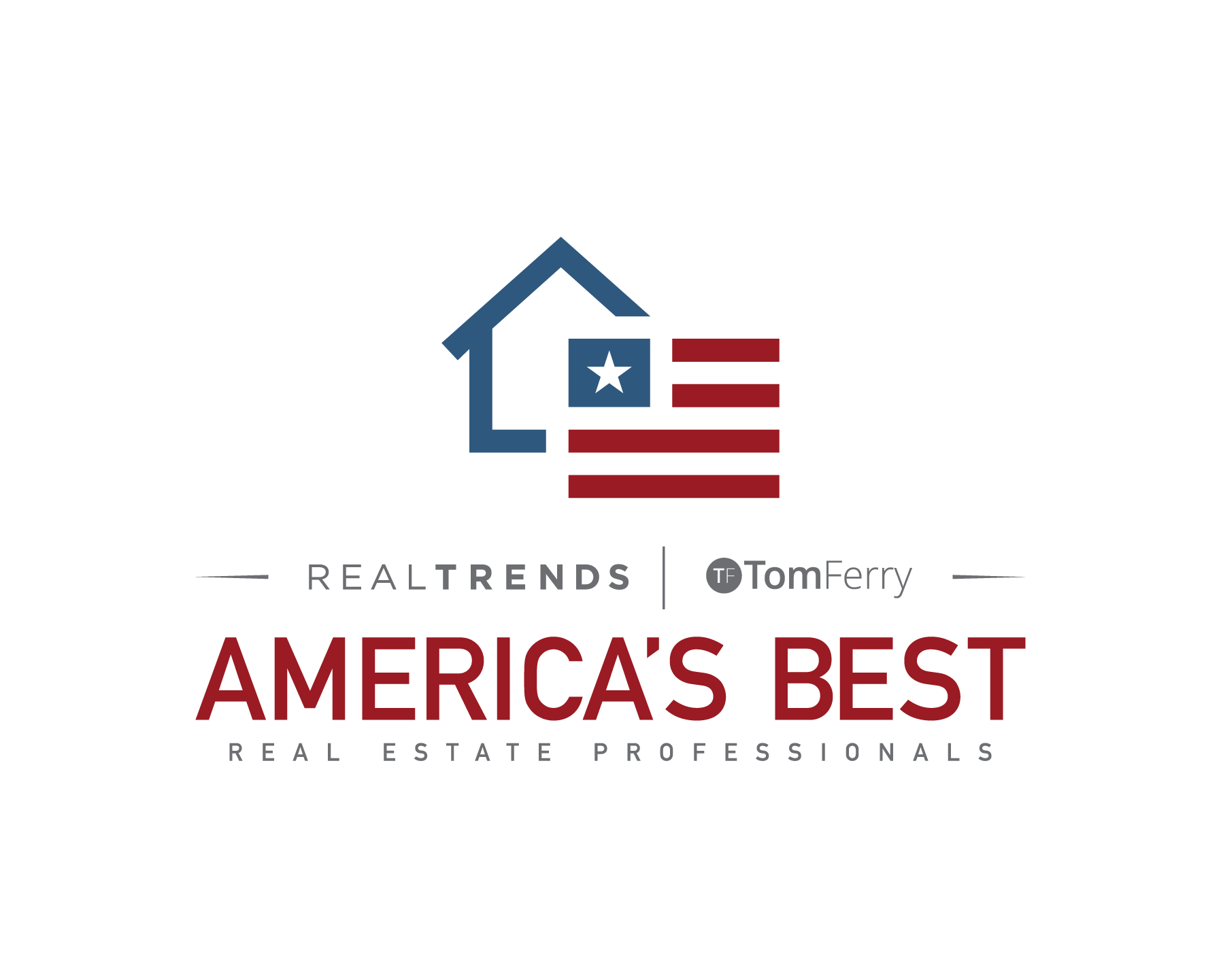 RANKED IN THE TOP 1/2 OF 1% OF 1.4 MILLION LICENSED REAL ESTATE PROFESSIONALS IN THE ENTIRE UNITED STATES