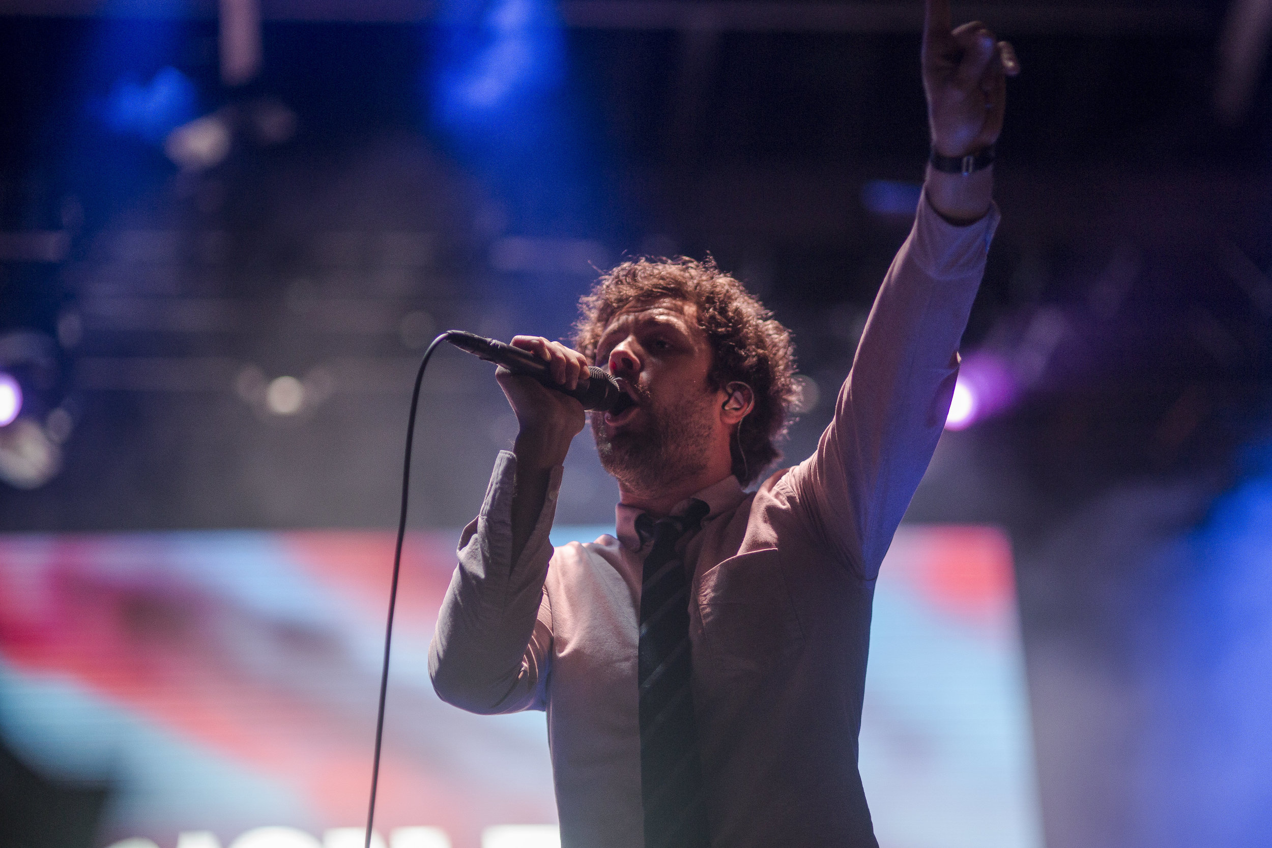 Passion Pit at the All Things Go Fall Classic