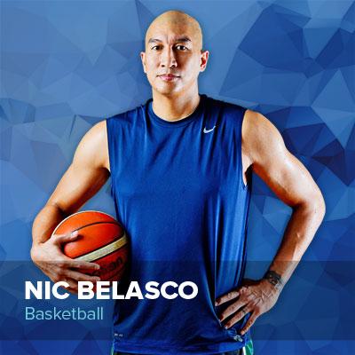 Nic Belasco cover