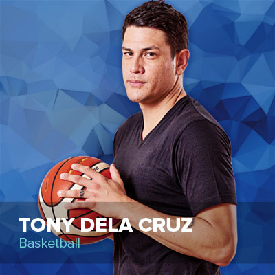 Tony Dela Cruz cover