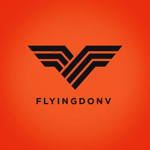 Flying Don V logo