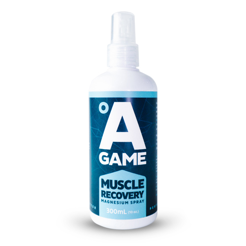 Muscle Recovery bottle