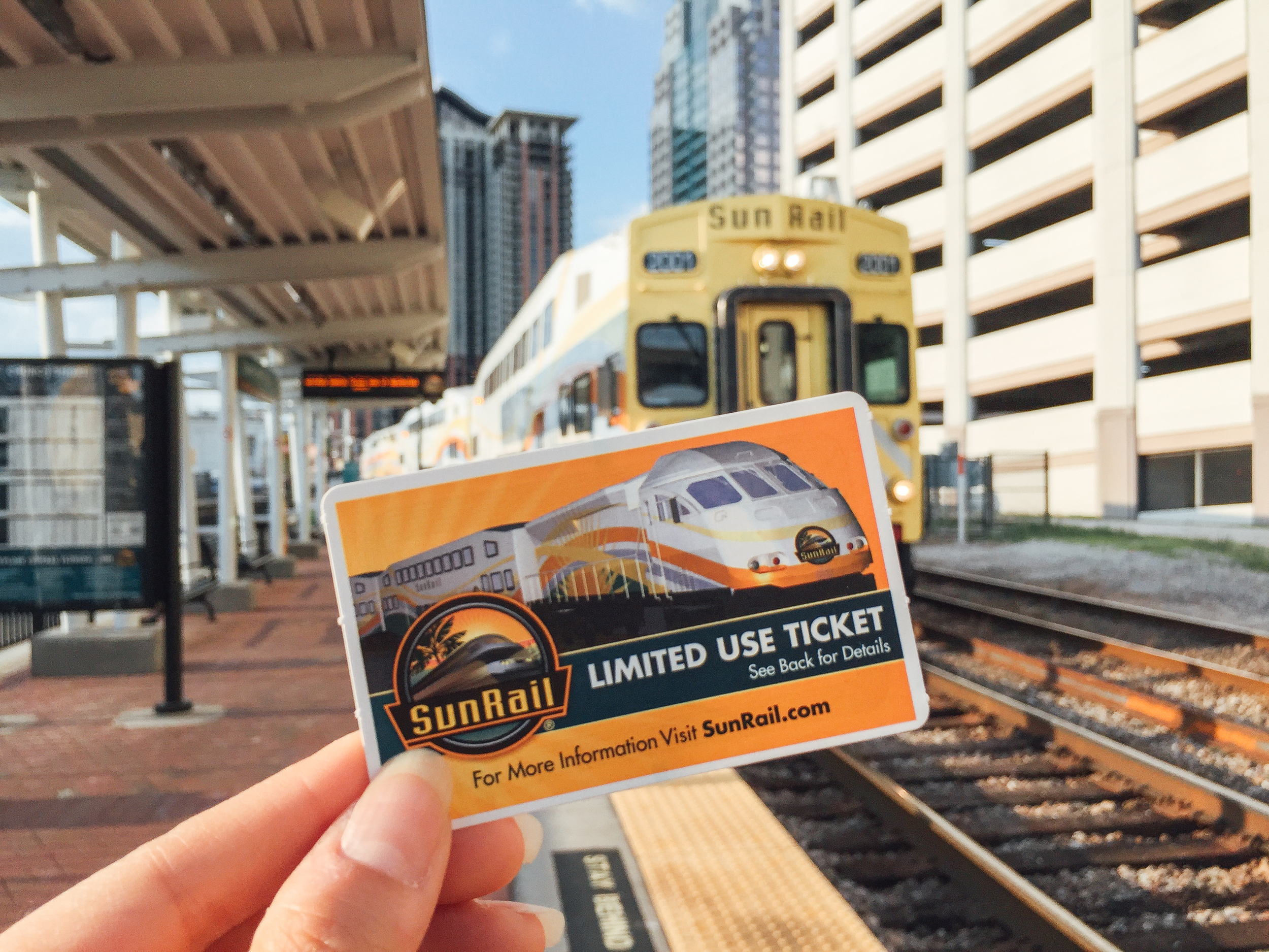 Orlando Conductor Crawl / SunRail