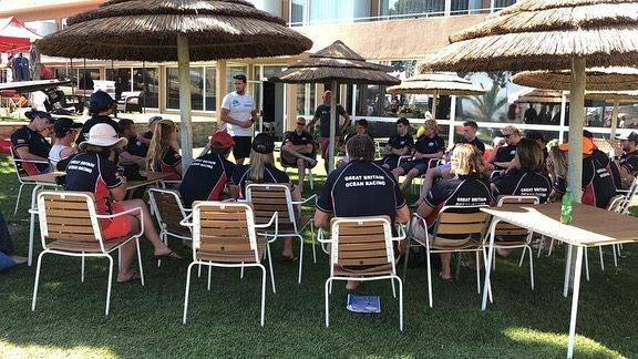 It was a privilege to speak to the GB Ocean Racing development team this afternoon before the Nelo Summer Challenge tomorrow. We chatted about race strategies, training and I gave away a few of my secrets for how to win. It was fantastic! For some perspective, Surfski/Ocean Racing in the UK is relatively new with only recent structure in place to support the many people wanting to start the sport. Team GB is 17 strong across all age groups and genders. I have no doubt that great results will follow their hard work very soon! @thinkkayakeurope @thinkkayak.global @vaikobi