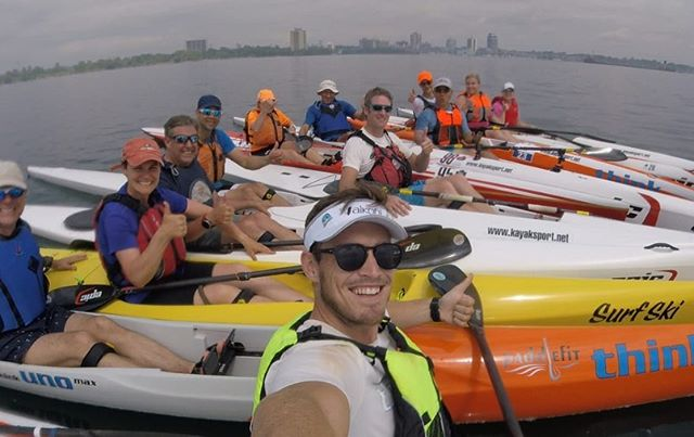 Thank you to @kayaksportcanada for hosting us this weekend and to all the awesome paddlers who joined @kennyriceza for the PaddleLife workshops! It was a blast! There was never a shortage of smiles or thumbs up! See you all next year! @thinkkayak.global @vaikobi