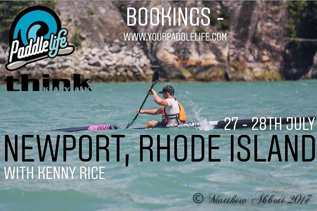 @kennyriceza is heading to New Port,RI later this month! Head to our website to book your spot before the group sells out!!!