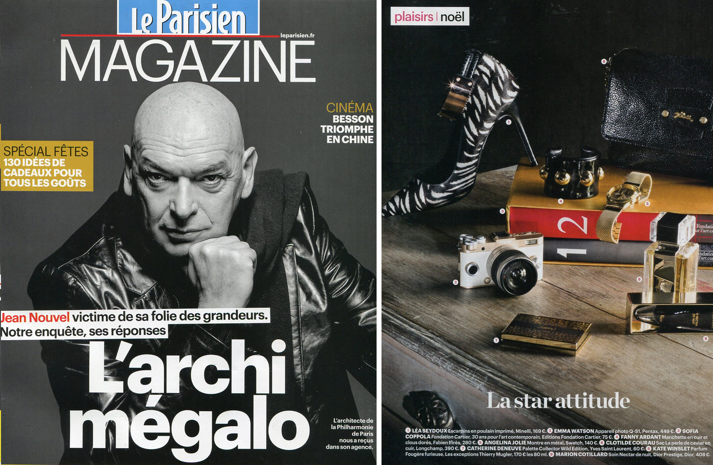 Copy of Le Parisien