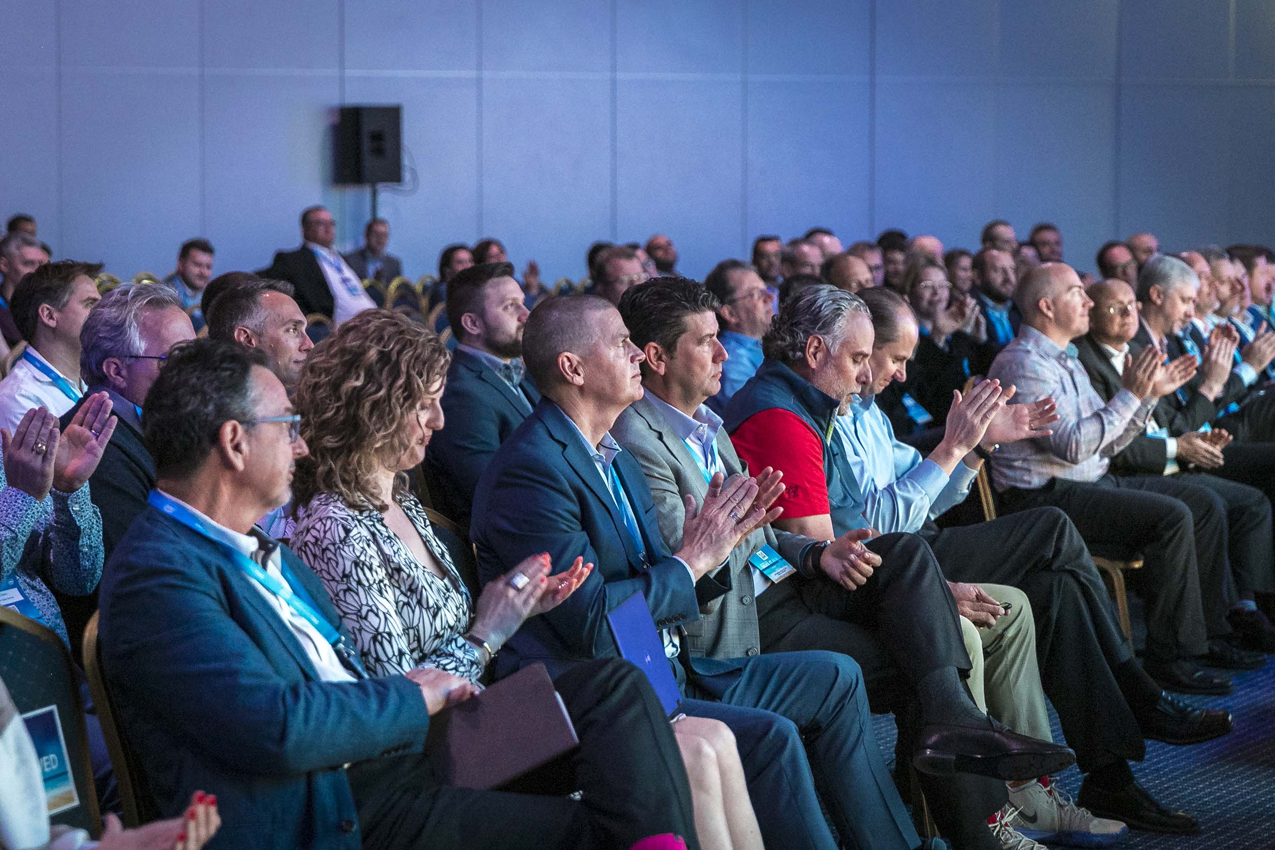 At a Glance - OrangeDoor delivered a conference for 400+pax in PortugalThe event app saw 90% engagement and over 15,000 viewsOvercame challenges including a power cut during the plenary, and the roof blowing off the gala dinner venue