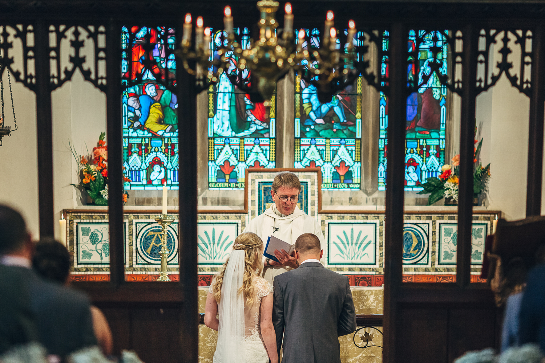 St Matthew Church, Coates   Wedding Photography-23.JPG