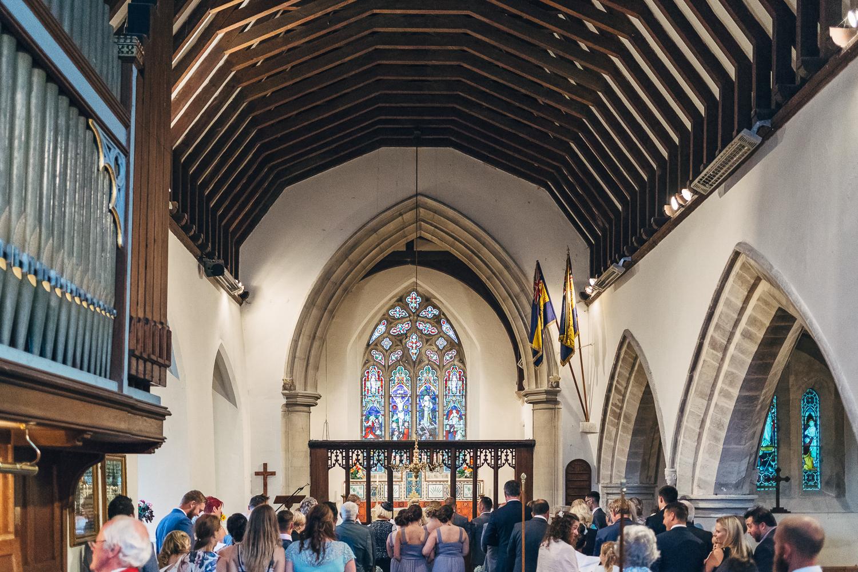 St Matthew Church, Coates   Wedding Photography-21.JPG