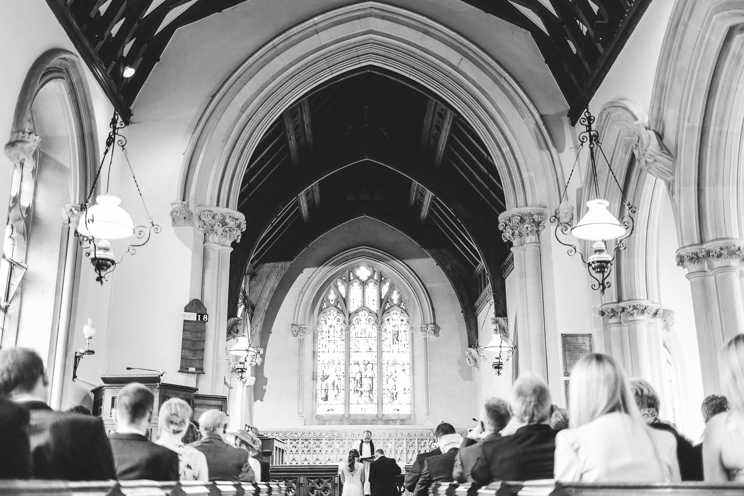 St Giles Church, Coberley | Wedding Photography-52.JPG