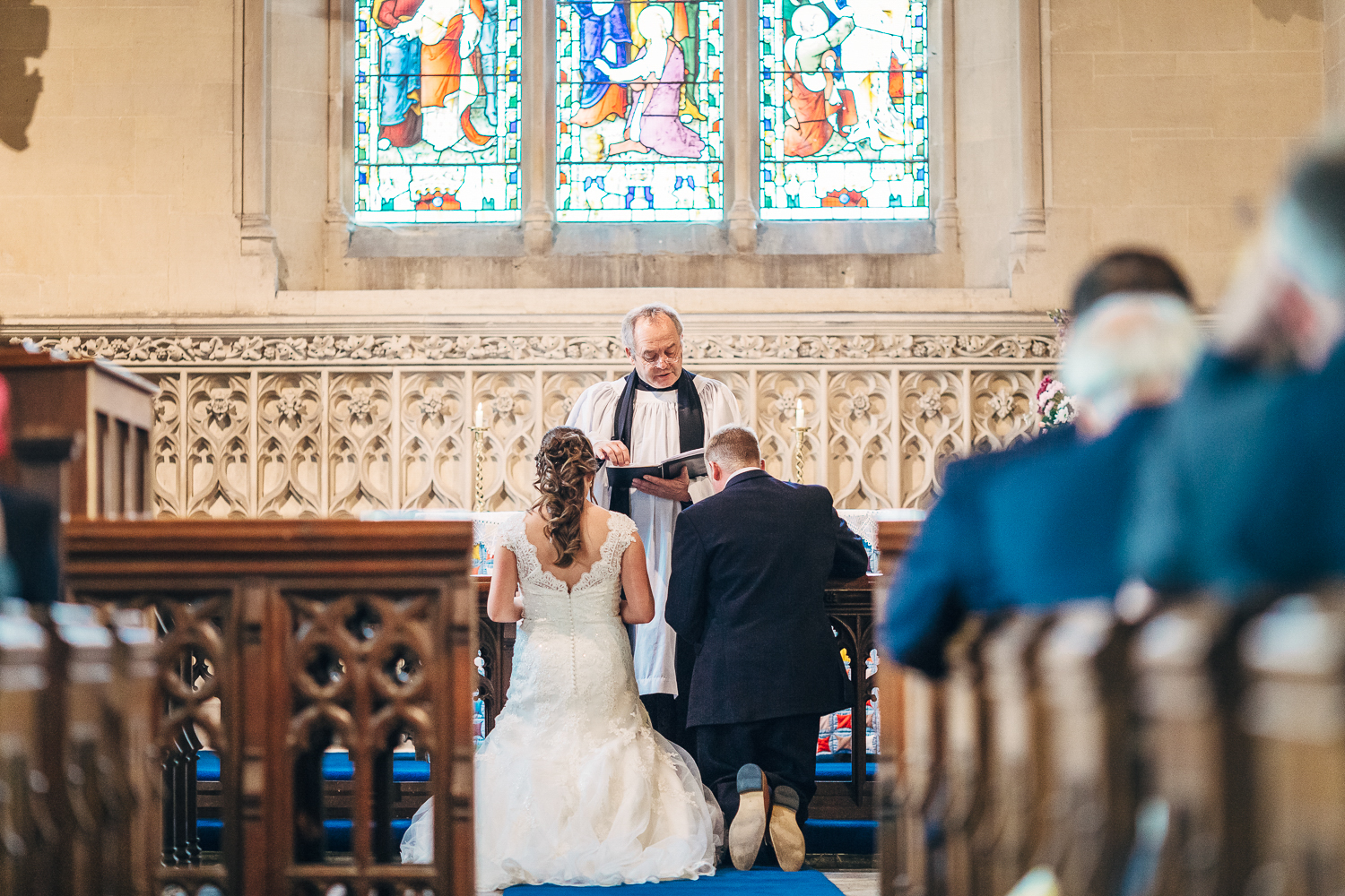 St Giles Church, Coberley | Wedding Photography-53.JPG