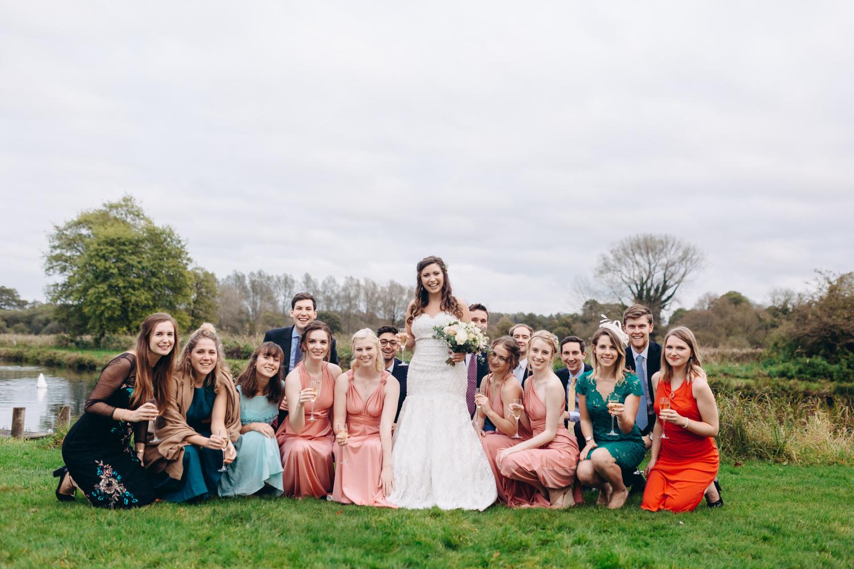 Houghton Lodge Gardens Hampshire Wedding Photography-43.JPG
