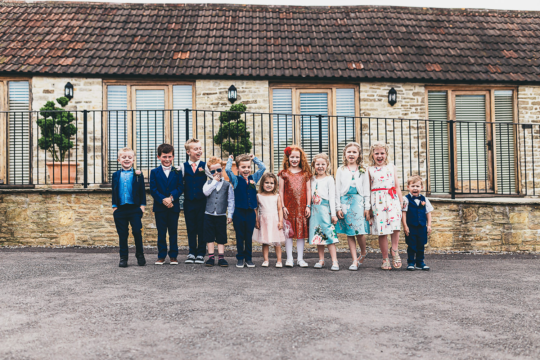 K&M | Kingscote Barn Wedding Photography-171.JPG