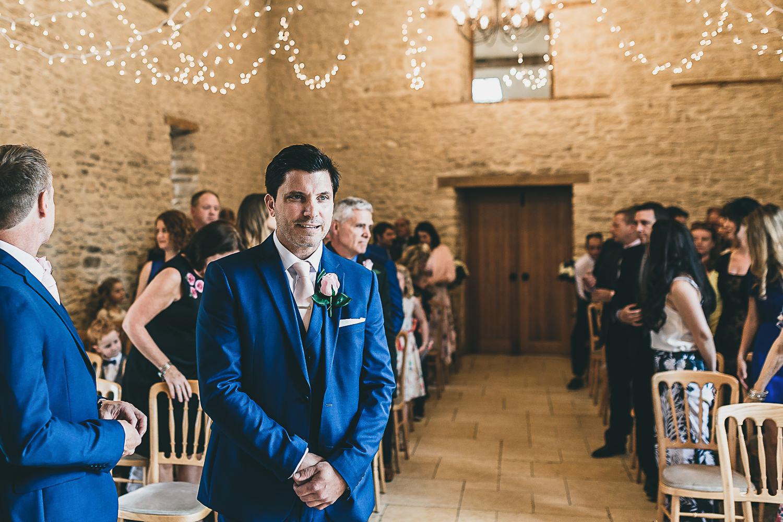 K&M | Kingscote Barn Wedding Photography-231.JPG