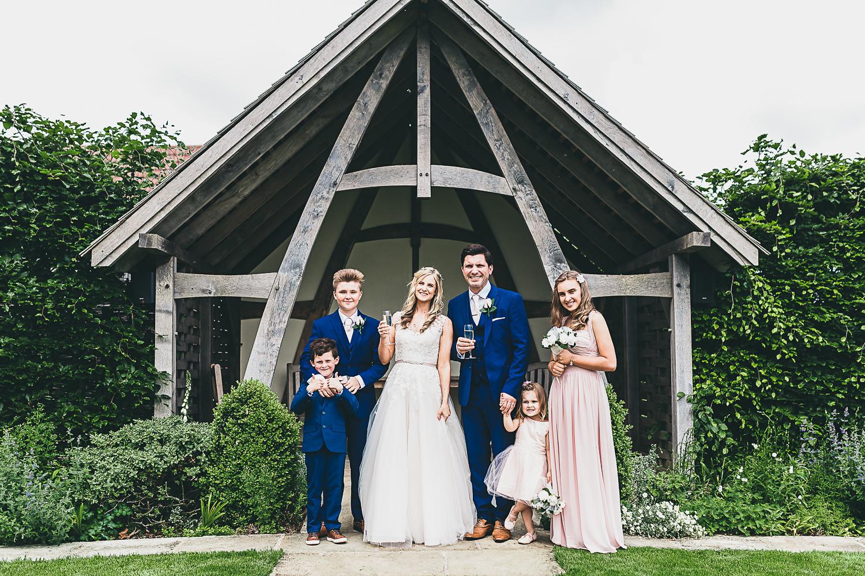 K&M | Kingscote Barn Wedding Photography-331.JPG