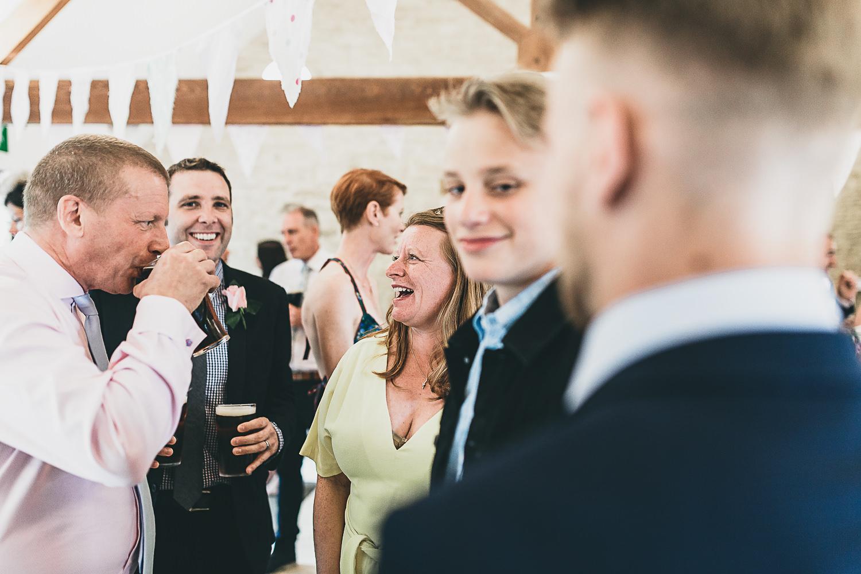K&M | Kingscote Barn Wedding Photography-524.JPG