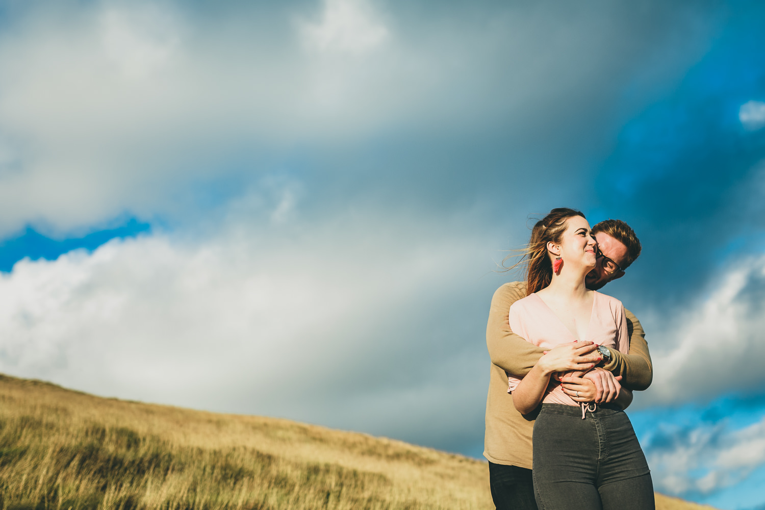 V&D | Malvern Hills Engagament Shoot-86.JPG