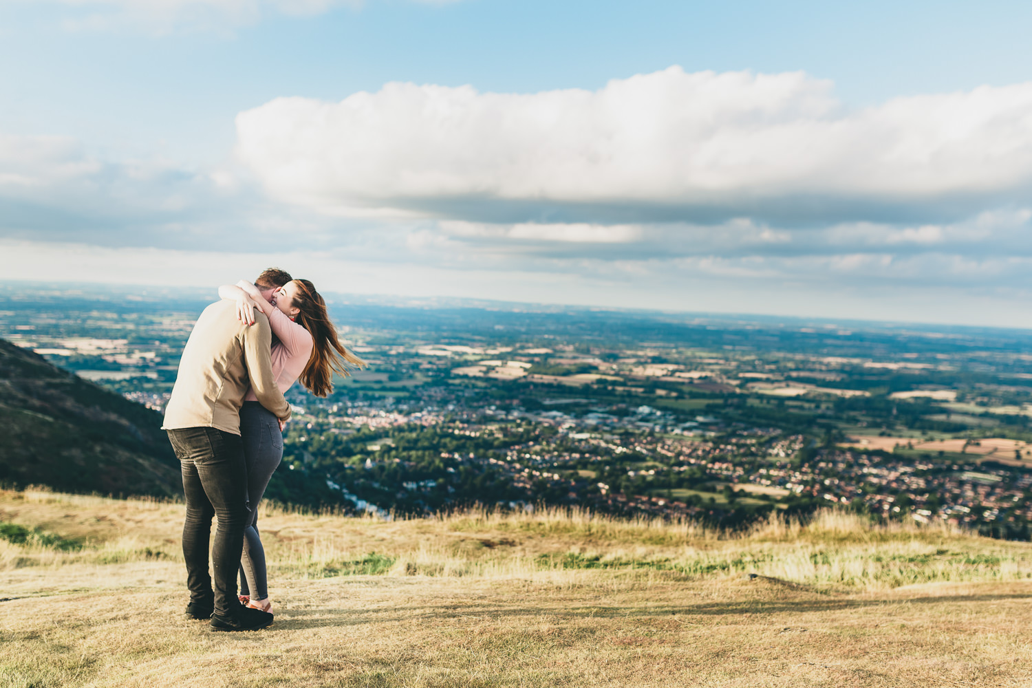 V&D | Malvern Hills Engagament Shoot-97.JPG
