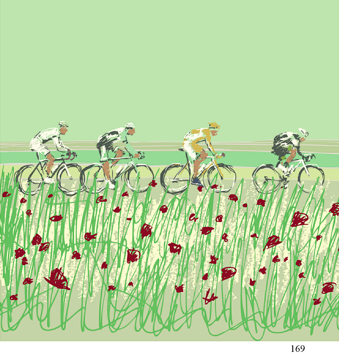 169 peleton 9 james lord arty cards 6x6.jpg