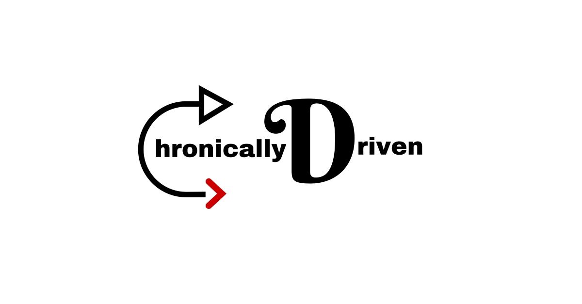 Chronically Driven arrow