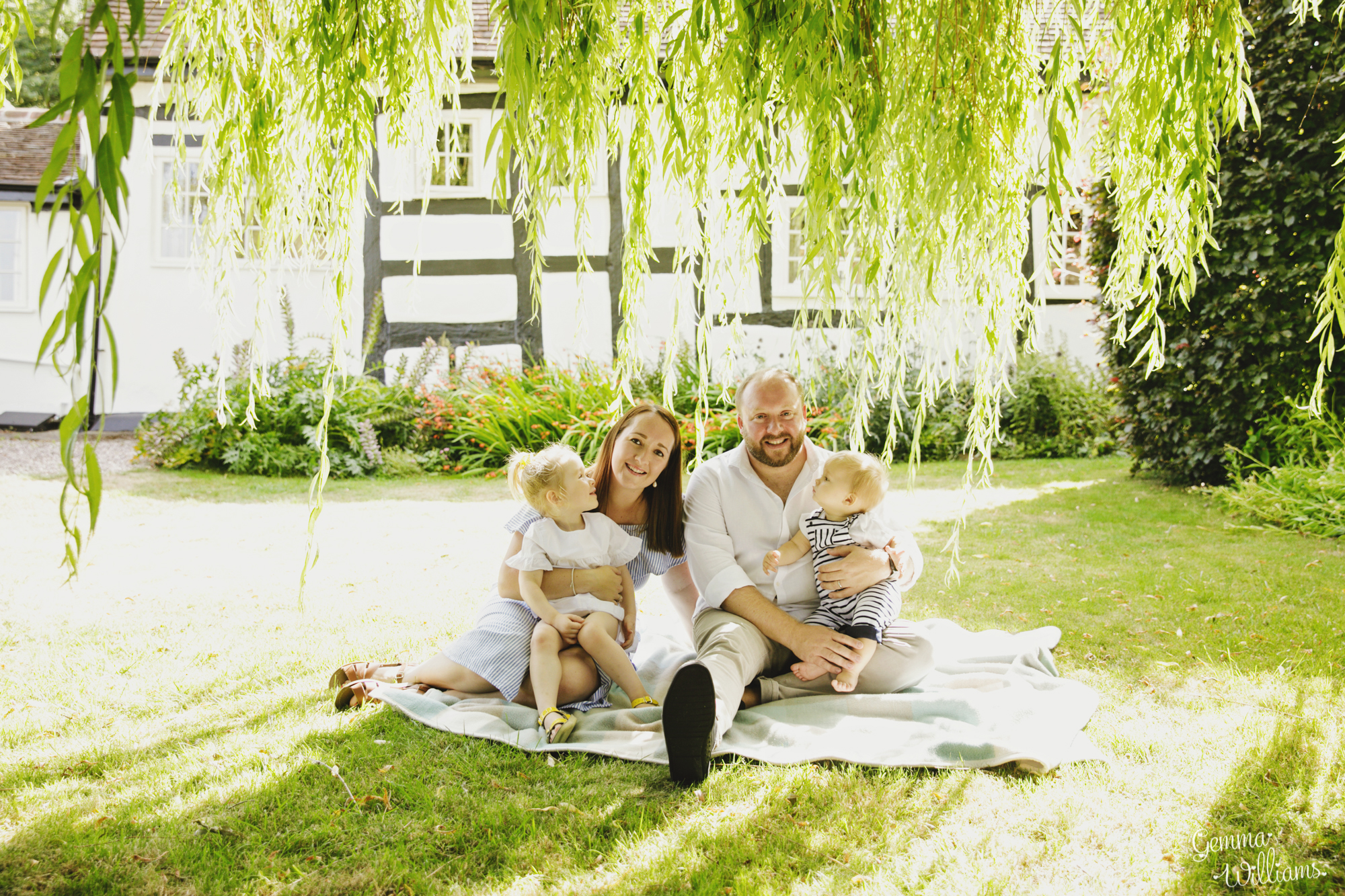 Herefordshire Family Photography