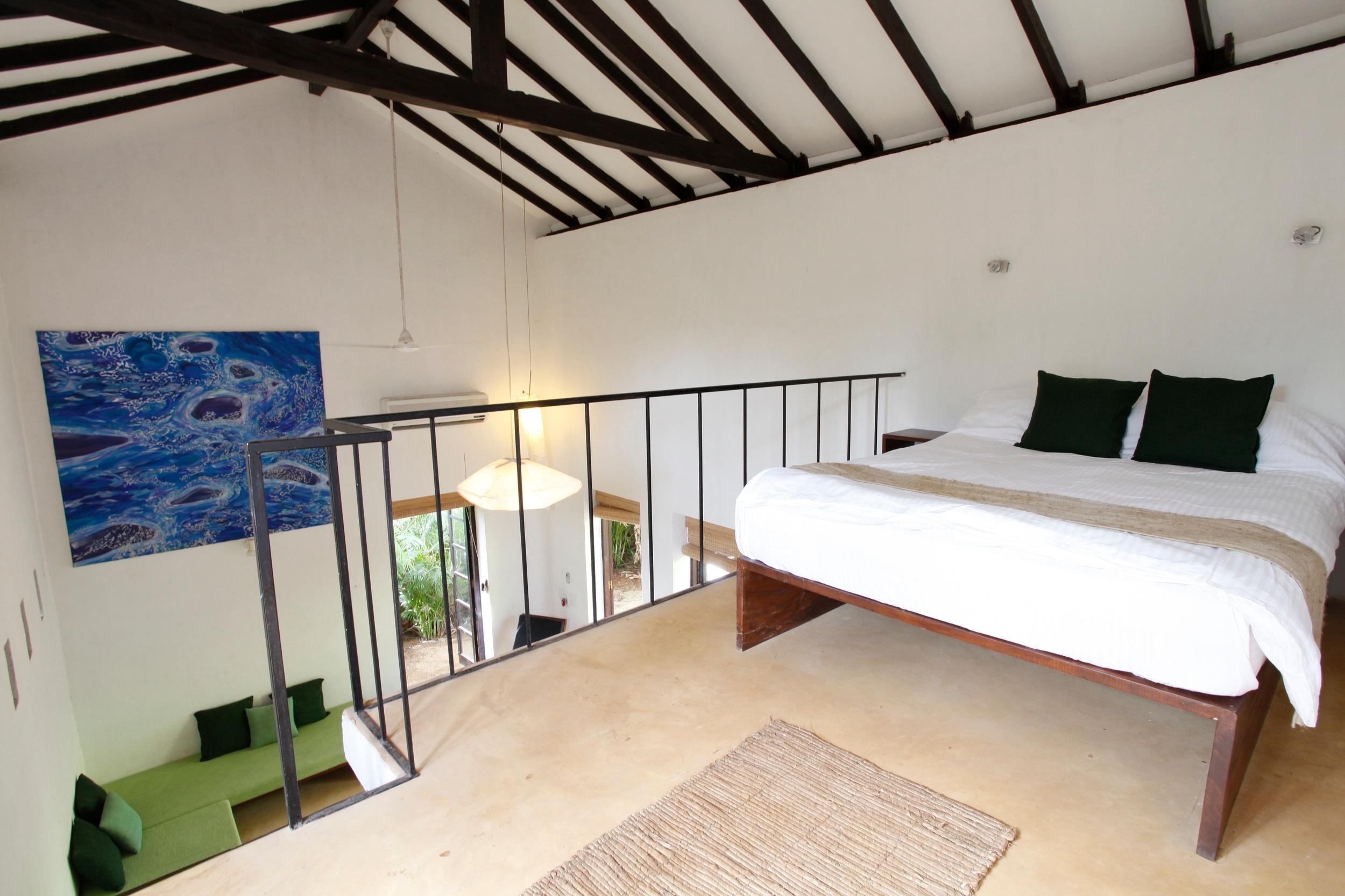 Kaju Varo's eco-luxury suites