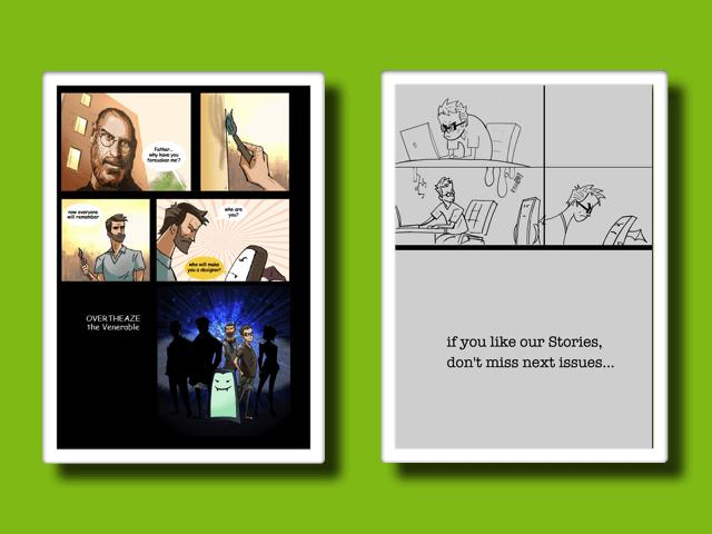 Comic Book<br>-Creative Design-<strong>Marketing</strong>