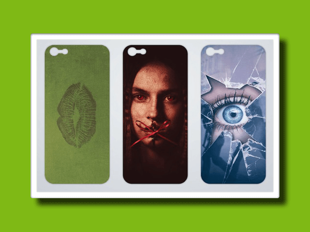 Smartphone Sticky cover<br>-Gadget-<strong>Marketing</strong>